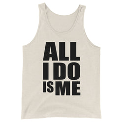 #AlliDoIsMe Unisex Summer Tank Tops