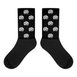 DB Black Socks