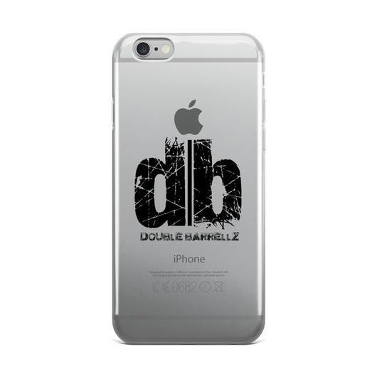 DB iPhone 5/5s/Se, 6/6s, 6/6s Plus Case
