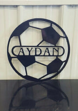 Soccer Ball With Name