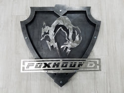 Metal Gear Solid Foxhound Shield 3D