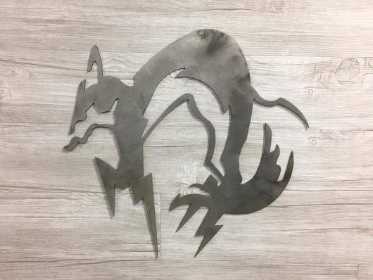 Foxhound Logo from Metal Gear Solid