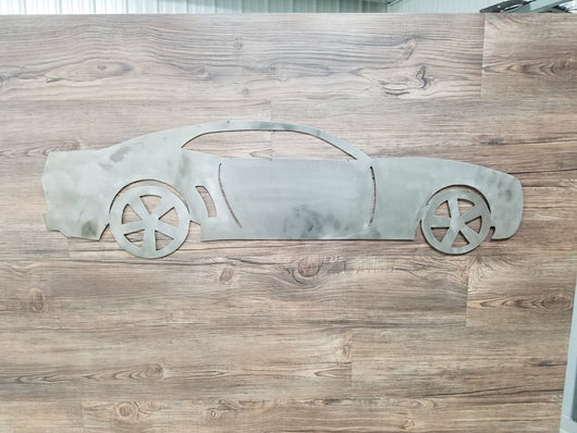 Chevy Camaro (Home Decor, Wall Art, Metal Art)
