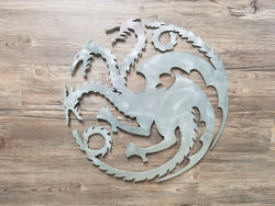 Game of Thrones, Sigil of House Targaryen Dragon