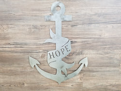 Anchor With Hope