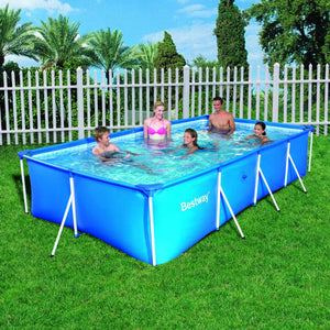 "Bestway Family Splash Frame Pool -157""x83""x32"" - 56405"