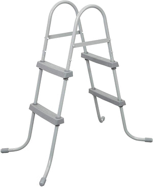 "Bestway 33"" Above Ground Pool Ladder"