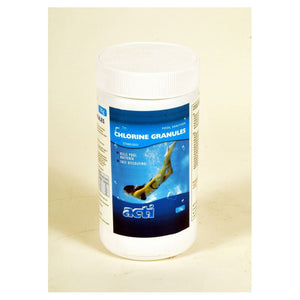 Acti Chlorine Granules for Swimming Pools