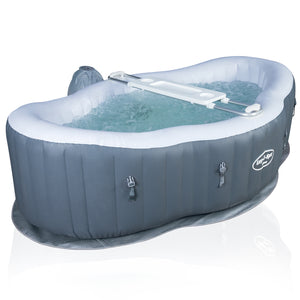 Bestway Lay-Z-Spa Siena Airjet Inflatable Hot Tub With 127 Airjets - 1-2 Adults