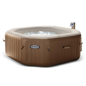 Intex PureSpa Bubble Octagonal Hot Tub