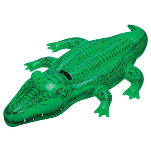 Intex Inflatable Gator Rider Ride On 58546