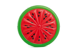 "Intex Inflatable Watermelon Pool Lounger Mat 72"" x 9"""