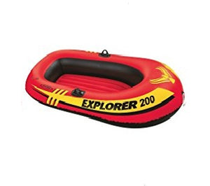 "Intex Explorer Pro 200 Inflatable Boat 77"" x 40"""
