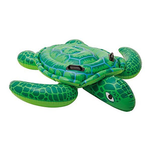 Intex Lil' Sea Turtle Inflatable Ride On 1.50m x 1.27m