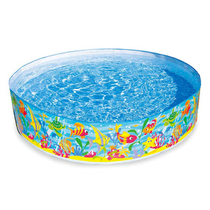 Intex 5645 Ocean Play Snapset Pool 6 FT x 13 inches