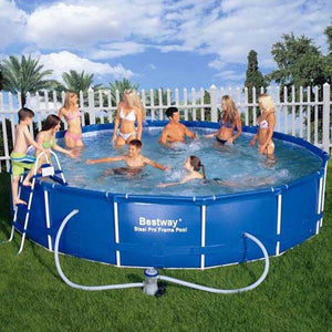 Bestway 15ft Steel Pro Frame Pool