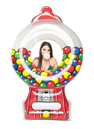 Bigmouth Inc - Giant Inflatable Gumball Machine Pool Float