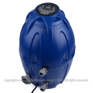 Bestway Lay-Z-Spa Filter & Heating Heater Unit (Monaco) - Blue