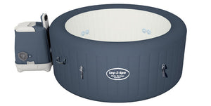 Bestway Lay-Z-Spa Palm Springs Hydrojet Hot Tub (4-6 Person) - Superior Durability