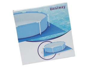 Bestway 9 x 9ft Ground Cloth For Swimming Pools Or Spas
