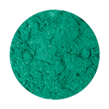 Loose Mineral Eyeshadow Pigment Ghetto Green - Bougiee Cosmetics