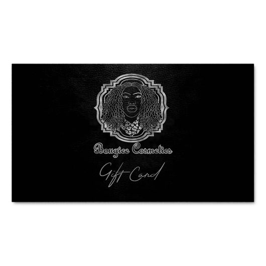 Gift Card - Bougiee Cosmetics