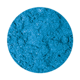 Loose Mineral Eyeshadow Pigment Blue Peeps - Bougiee Cosmetics