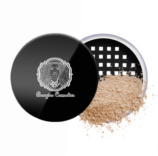 Hi Def Correcting Powder Banana - Bougiee Cosmetics