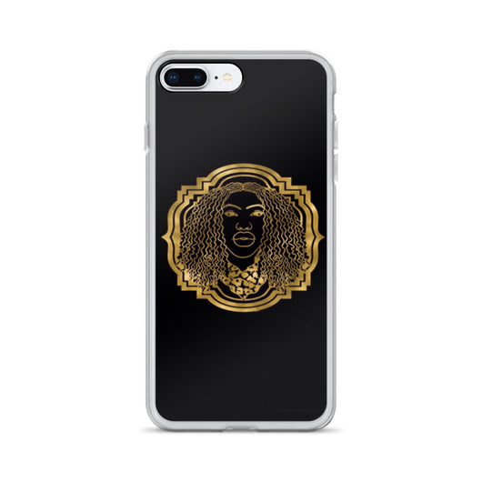 Bougiee Emblem Dark iPhone Case - Bougiee Cosmetics