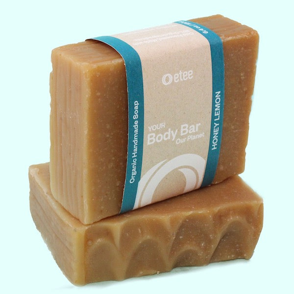 orange bar soap