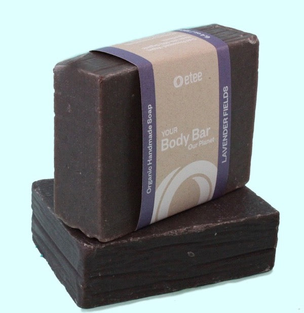 purple bar soap