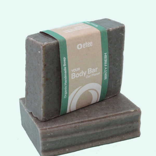 mint soap bar