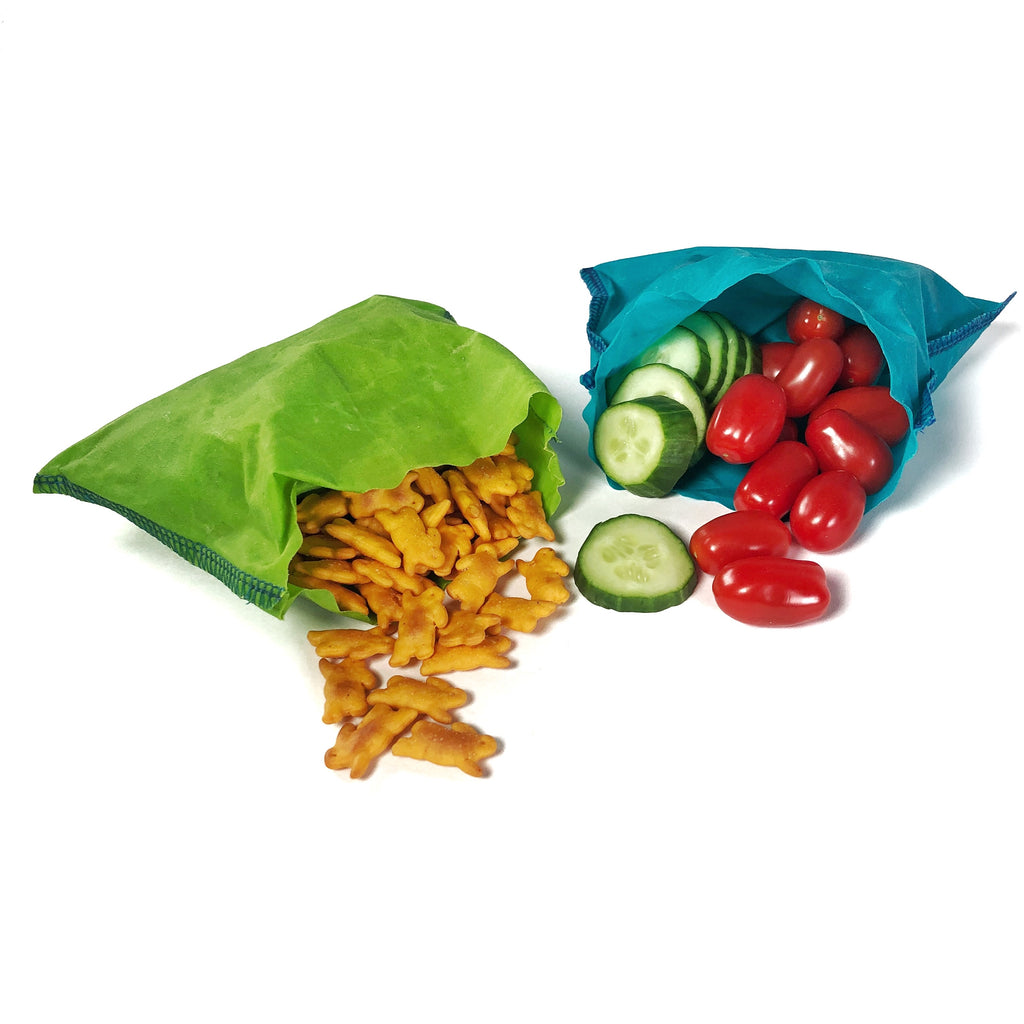 Reusable Snack Bags - 5 Pack