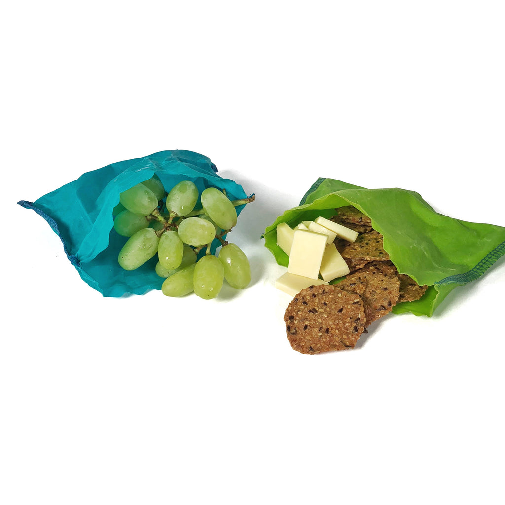 Reusable Snack Bags - 10 Pack