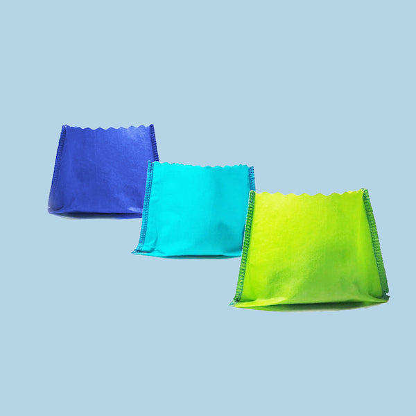 Reusable Snack Bags - 3 Pack