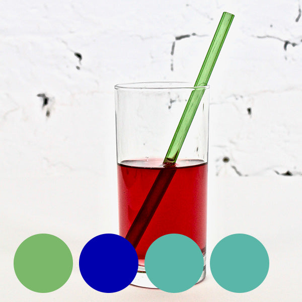 Glass Straw - 4 Pack