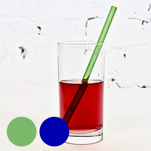 Glass Straw - 2 Pack