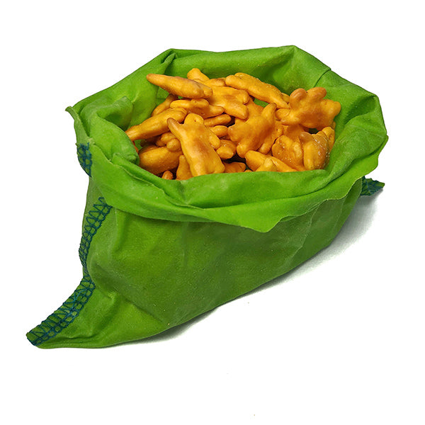 Lunch Set - 2 Pack | 2 sandwich bag & 4 snack bags (S)