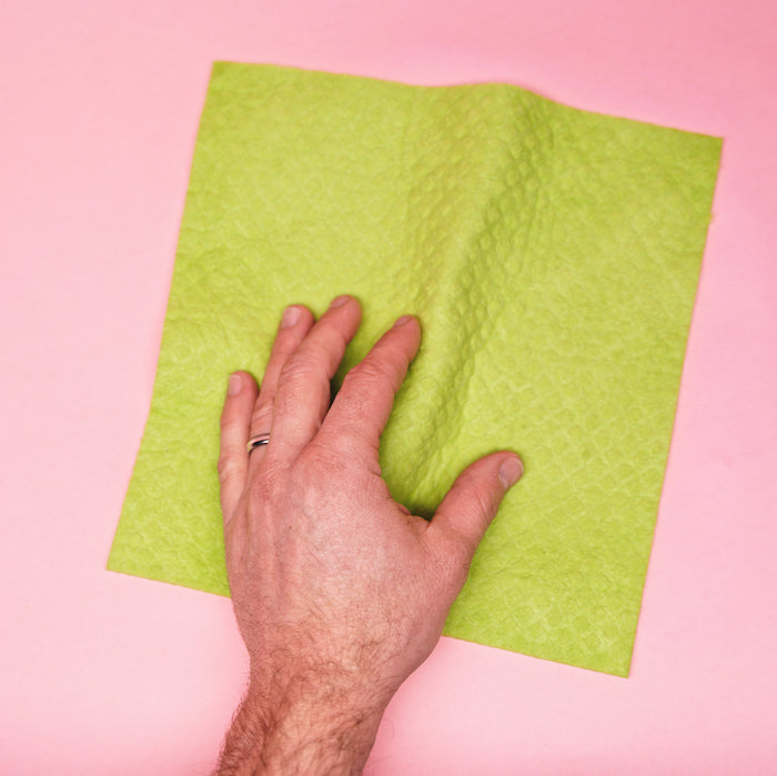 Jumbo Cellulose Cleaning Cloths