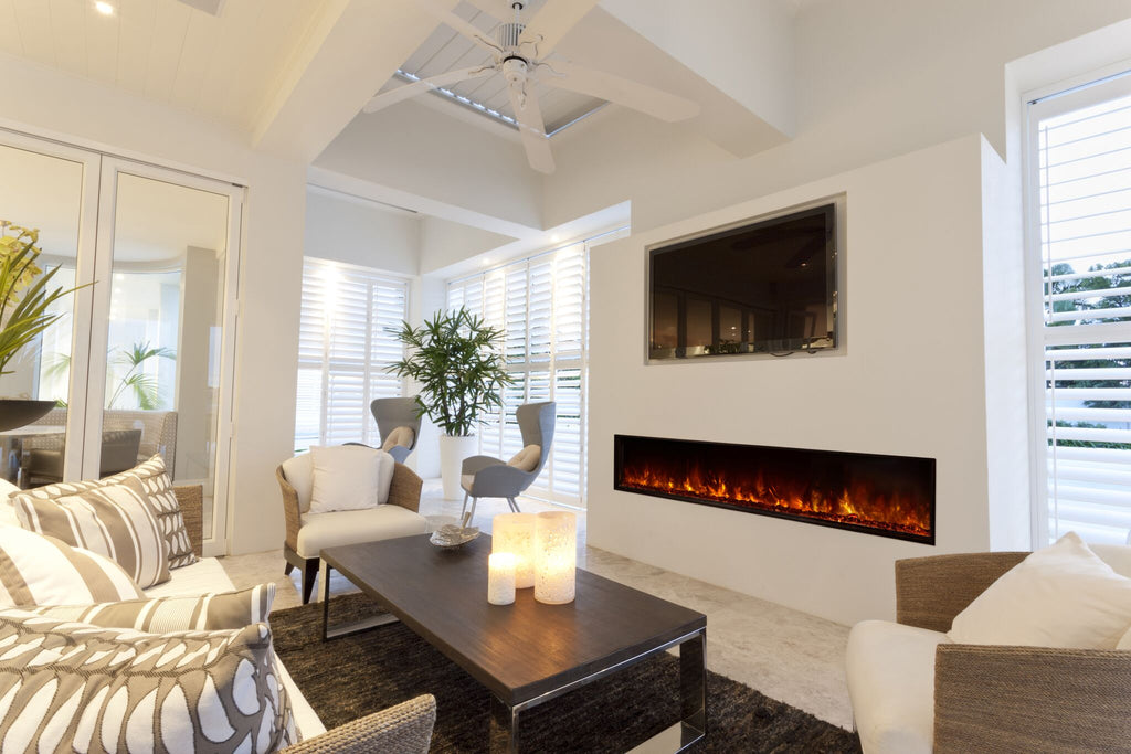 Electric Fireplaces Vs. Gas Fireplaces