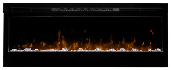"Dimplex 50"" Prism Series Linear Electric Fireplace - Electric Fireplace Shop"