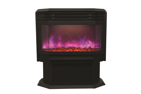 "Image of Sierra Flame 26"" Free Standing Electric Fireplace - Electric Fireplace Shop"