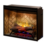 "Dimplex Revillusion 30"" Built In Electric Firebox (RBF30) - Electric Fireplace Shop"