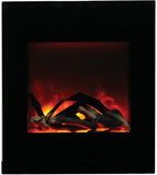 "Amantii 24"" Wall Mount or Built-In Electric Fireplace - Electric Fireplace Shop"