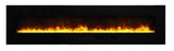 "Amantii 100"" Wall Mount/Flush Mount Electric Fireplace - Electric Fireplace Shop"