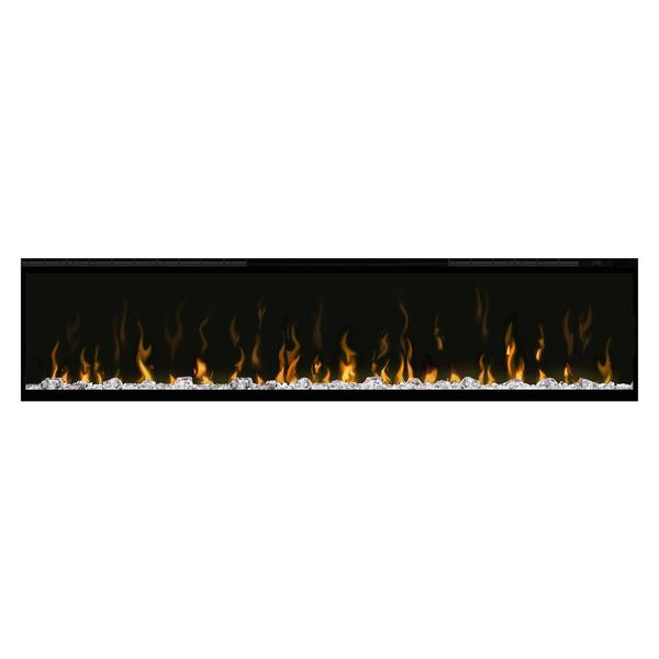 "Dimplex IgniteXL 60"" Built-In Hardwired Electric Fireplace (XLF60) - Electric Fireplace Shop"