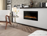 "Dimplex 34"" Prism Series Linear Electric Fireplace - Electric Fireplace Shop"