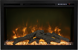 "Modern Flames Spectrum Series 36"" Built-In Electric Fireplace (SC36-B) - Electric Fireplace Shop"