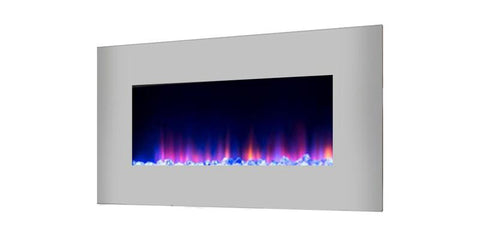 "Image of Touchstone ValueLine 36"" Wall Mounted Electric Fireplace (#80020) - Electric Fireplace Shop"