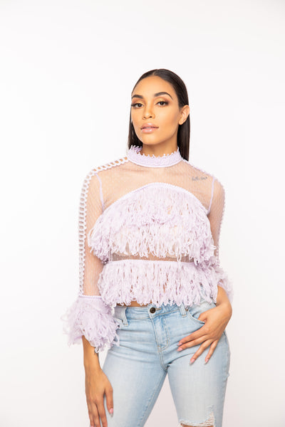 Mesh Princess Shirt